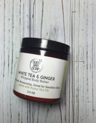 White Tea & Ginger Whipped Shea Body Butter