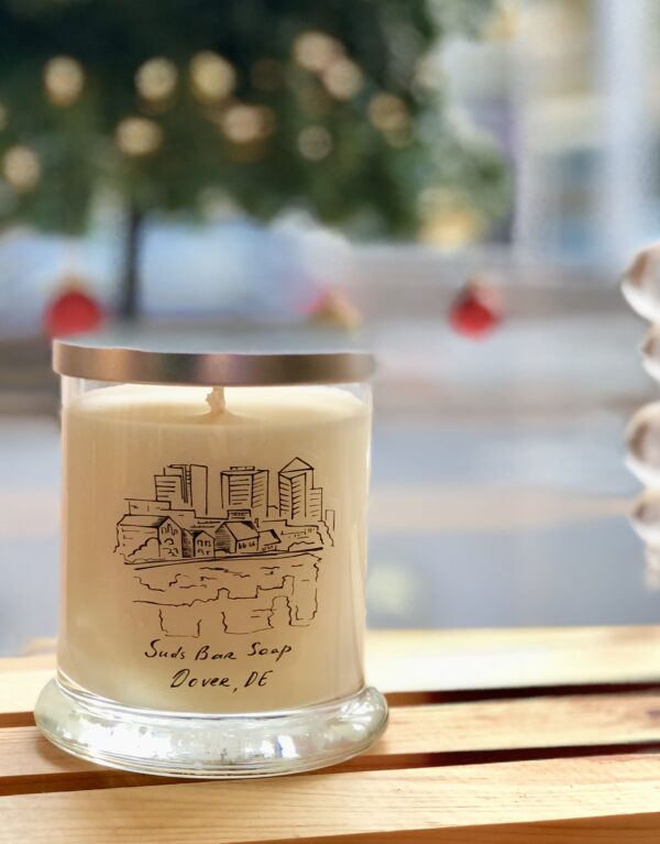 New Castle - Signature Candle